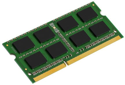 Kingston Value 4GB DDR3L 1600 CL11 1.35V SO-DIMM