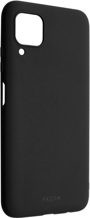 FIXED Story zadní pogumovaný kryt pro Huawei P40 Lite, černá