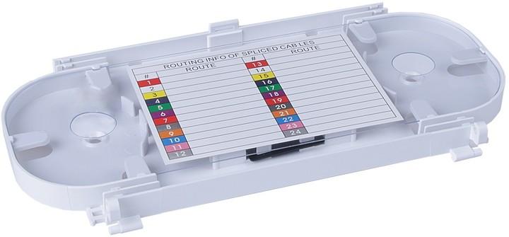 Masterlan ST24M2 - optická kazeta pro 24 svárů