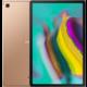 Samsung Galaxy Tab S5e, 4GB/64GB, zlatá  + Elektronické předplatné čtiva v hodnotě 4 800 Kč na půl roku zdarma
