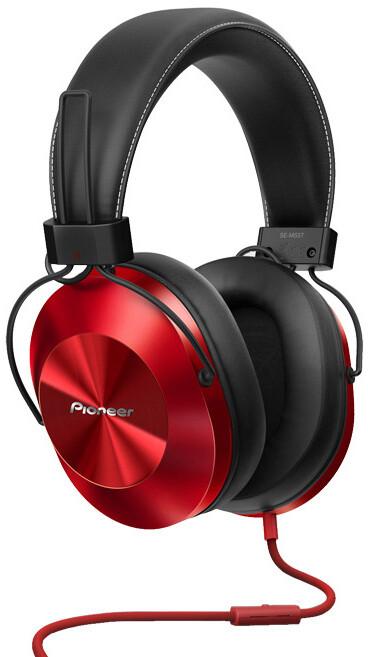 Pioneer SE-MS5T, červená
