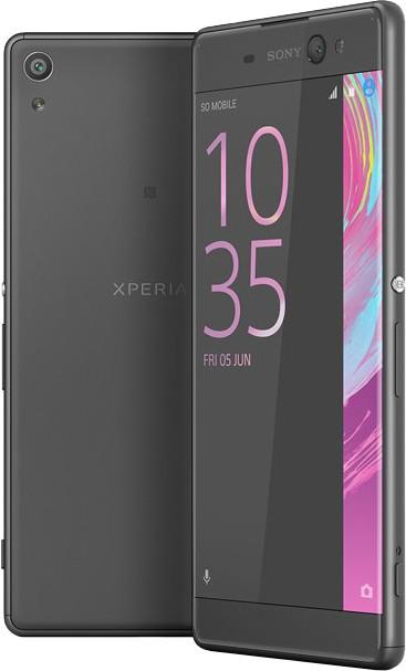 Sony Xperia XA Ultra, černá