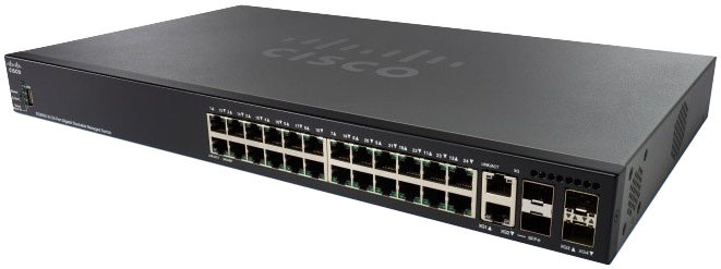 Cisco SG350X-24MP