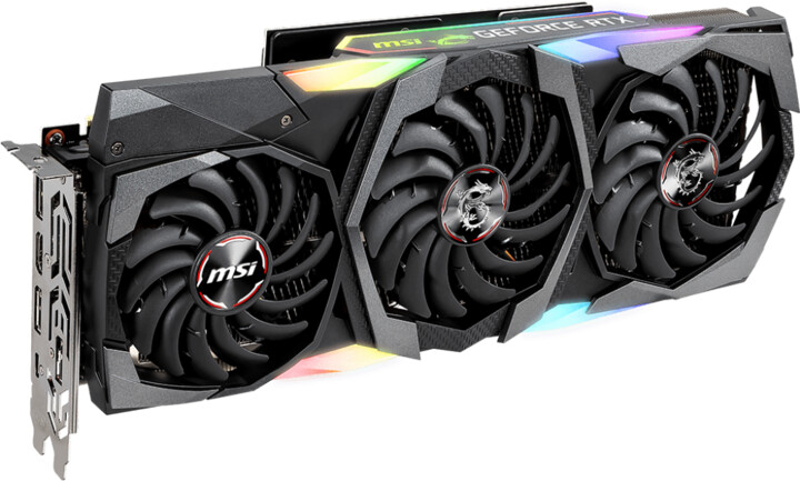 MSI GeForce RTX 2080Ti GAMING X TRIO 11G, 11GB GDDR6