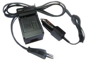 Patona nabíječka 2v1 pro Casio NP-40, 230V/12V