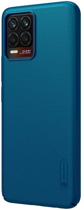 Nillkin zadní kryt Super Frosted pro Realme 8/8 Pro, modrá