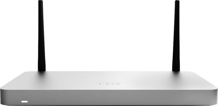 Cisco Meraki MX68CW Cloud Managed