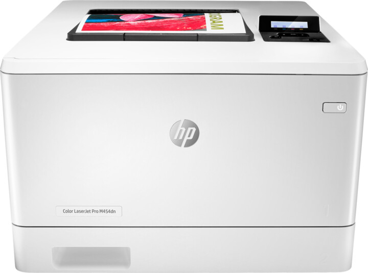 HP LaserJet Pro M454dn