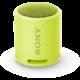 Sony SRS-XB13, limetově žlutá
