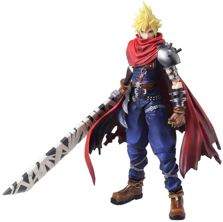 Figurka Final Fantasy - Cloud Strife Another Form Variant