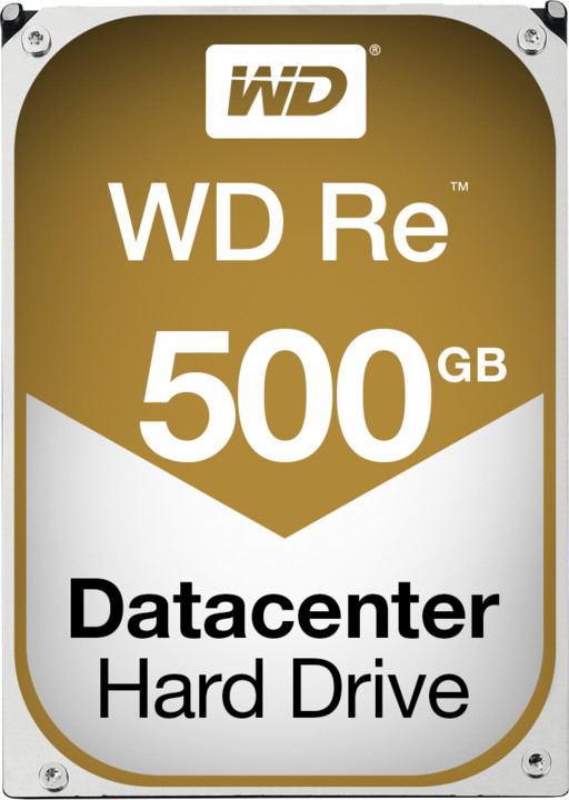 WD Re (ABYZ) - 500GB