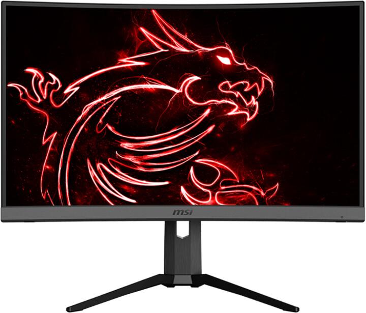 "MSI Gaming Optix MAG272CQR - LED monitor 27"""