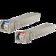 Ubiquiti Single-Mode optický modul SFP+, 10Gbit, BiDi - sada 2 kusů