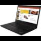 Lenovo ThinkPad T490s, černá  + Servisní pohotovost – Vylepšený servis PC a NTB ZDARMA