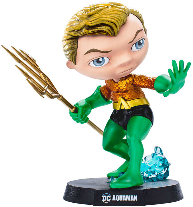 Figurka Mini Co. Komiksová série - Aquaman