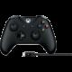 Xbox ONE S Bezdrátový ovladač, černý + kabel USB (PC, Xbox ONE)  + 300 Kč na Mall.cz
