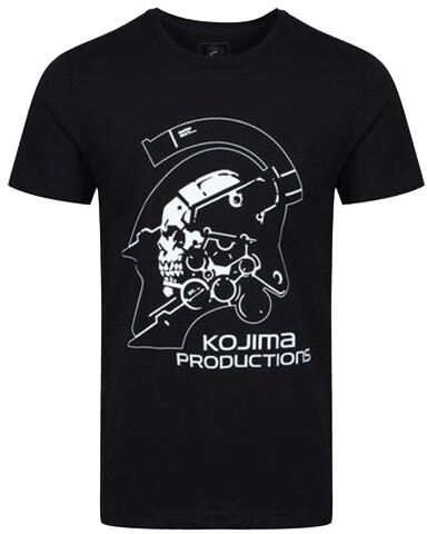 Tričko Kojima Productions - Logo (XL)