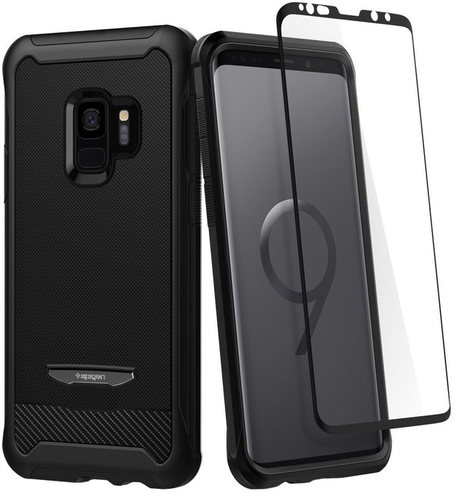 Spigen Reventon pro Samsung Galaxy S9, black