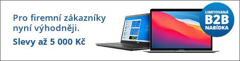 B2B Kampaň - Notebooky a PC