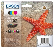 Epson T03A6, multipack CMYK, XL - C13T03A64010