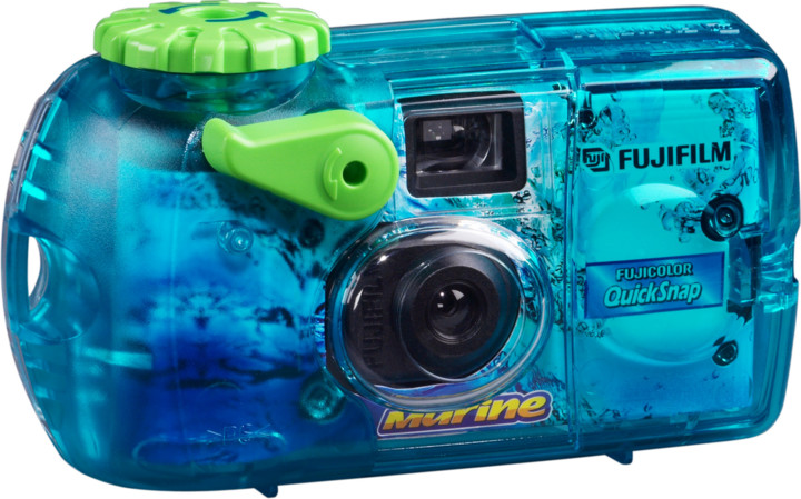 Fujifilm QuickSnap Marine, 27 snímků