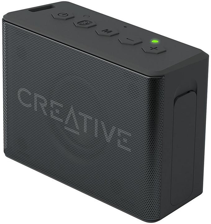 Creative Muvo 2C, černá
