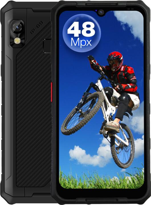Evolveo StrongPhone G9, 4GB/64GB, Black