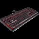 Corsair Gaming STRAFE RED LED + Cherry MX BLUE, NA