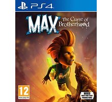 Max: The Curse of Brotherhood (PS4) - 5060188670636