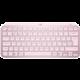 Logitech MX Keys Mini, US/INT, růžová