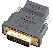 Akasa DVI-D na HDMI adaptér