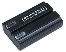 Patona baterie pro Nikon ENEL1 650mAh