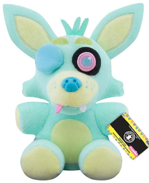 Plyšák Five Nights at Freddys - Foxy Spring Colorway (zelený)