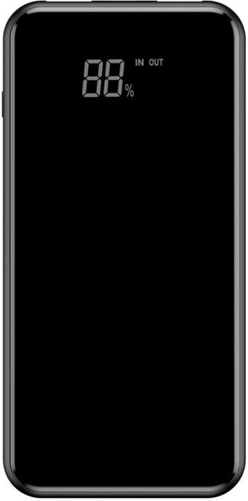 Baseus bezdrátová PowerBanka 8000mAh, černá
