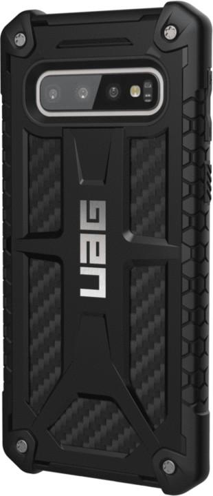 UAG pouzdro Monarch pro Samsung Galaxy S10, carbon