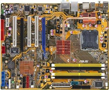 ASUS P5K - Intel P35