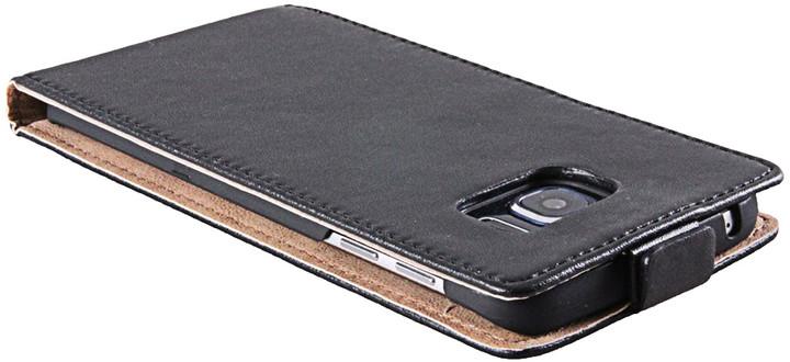 PATONA pouzdro pro Samsung Galaxy S6 Edge (G925), černá hladká