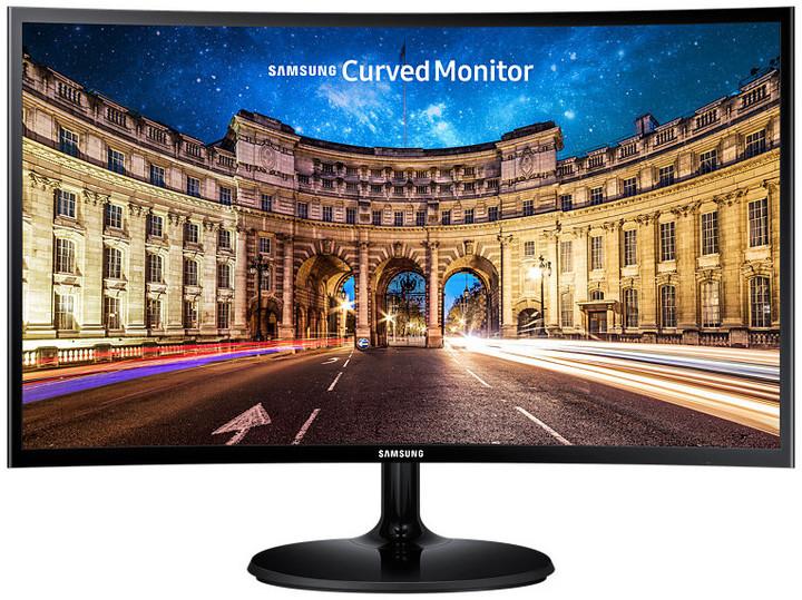 """Samsung C27F390F - LED monitor 27"""""""