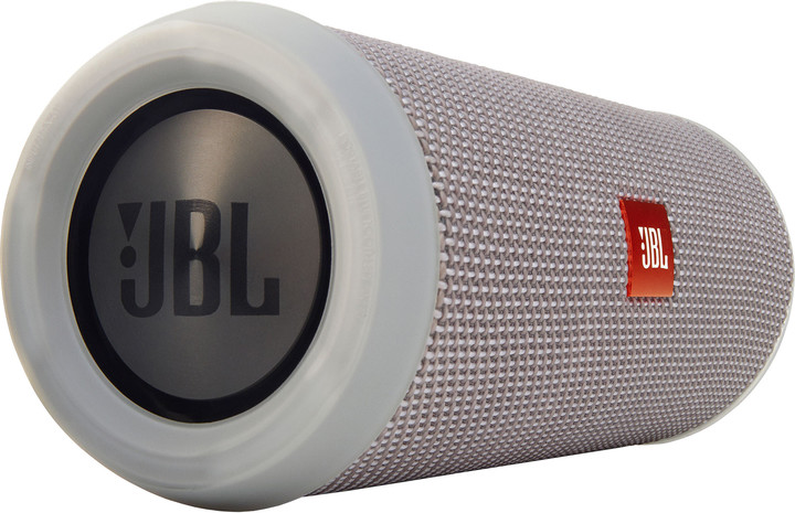 JBL Flip3, šedá