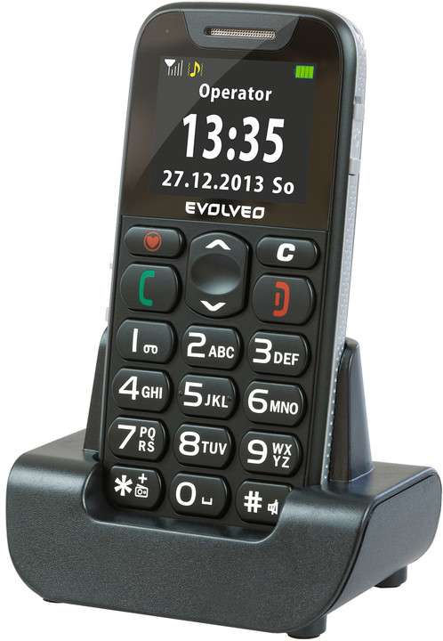 Evolveo stolní nabíječka pro EasyPhone bez adaptéru