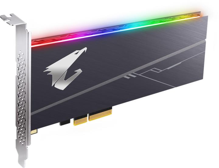 GIGABYTE AORUS RGB AIC, PCI-Express - 1TB