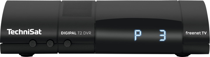 TechniSat DigiPal T2 DVR, DVB-T2, antracit