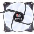 iTek Star Flow - 120mm, White LED, 3+4pin, Silent