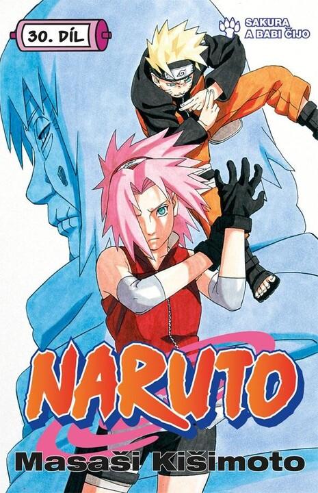 Komiks Naruto: Sakura a Babi Čijo, 30.díl, manga