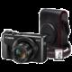 Canon PowerShot G7 X Mark II, Premium Kit, černá  + Získejte zpět 800 Kč po registraci