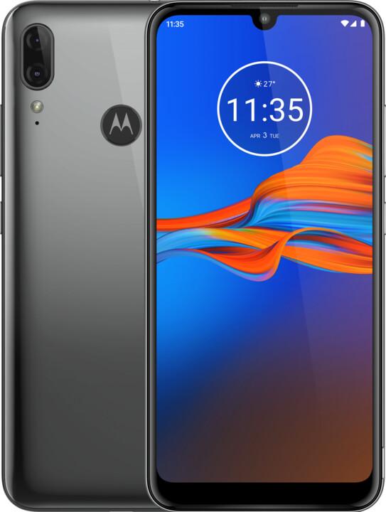 Motorola Moto E6 Plus, 4GB/64GB, Gunmetal