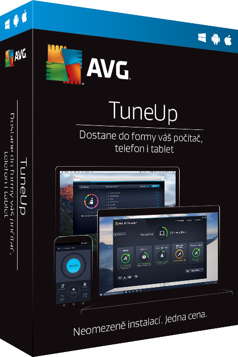 AVG TuneUp - Unlimited, (12 měs.)
