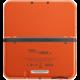 Nintendo New 3DS XL, oranžová/černá