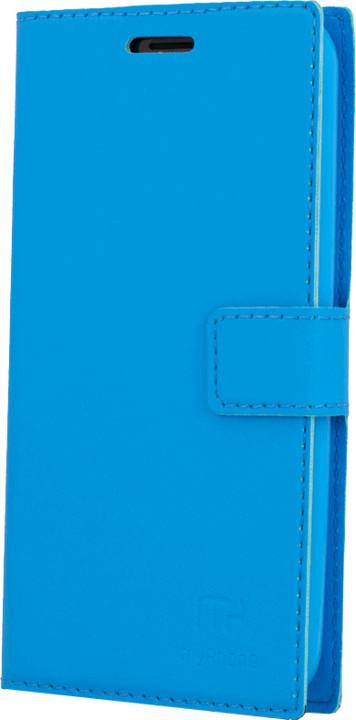 myPhone pouzdro s flipem pro POCKET 2, modrá