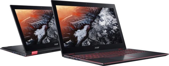 Acer Nitro 5 Spin (NP515-51-80V1), černá